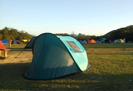 camping tent: Camping tent