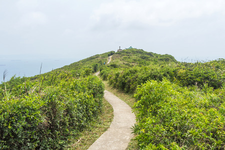 Hiking Trails in Po Toi Hong Kong