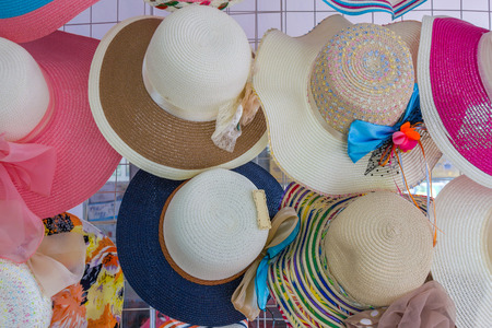 Beautiful Ladies Hats photo