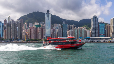 kong river: TurboJET provides services between Hong Kong Hong Kong International Airport Macau Shenzhen and Guangzhou all located around the Pearl River Delta in southern China. Editorial