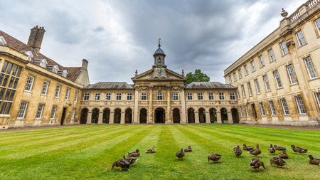 cambridge: Emmanuel College, Cambridge, England
