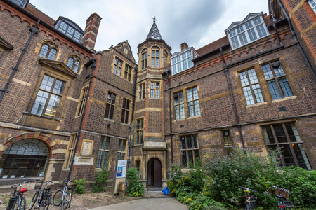 anthropology: Museum of Archaeology and Anthropology, University of Cambridge, England. It houses  archaeological and ethnographic artefacts from around the world.