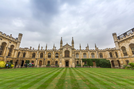 guild: Corpus Christi College of the University of Cambridge in England. It was established in 1352 by the Guild of Corpus Christi and the Guild of the Blessed Virgin Mary. Editorial
