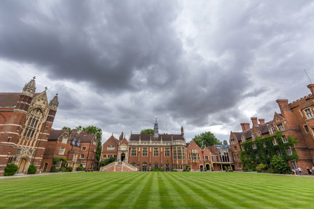rt: Selwyn College of University of Cambridge in England. The college was founded by the Selwyn Memorial Committee in memory of the Rt Reverend George Selwyn. Editorial