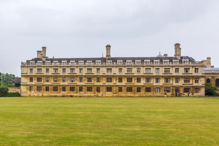 tertiary: Clare College in the University of Cambridge in Cambridge, England. The college was founded in 1326 as University Hall, making it the second-oldest surviving college.