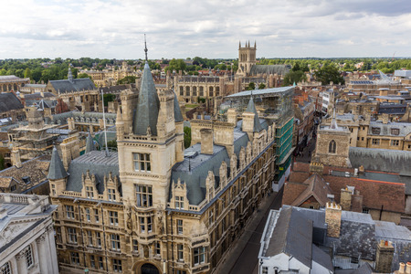 Gonville and Caius College in the University of Cambridge in Cambridge, England. Its the fourth-oldest college at the University of Cambridge and one of the wealthiest.