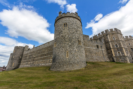 windsor: Windsor Castle in the English county of Berkshire