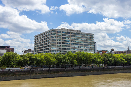 nhs: St Thomas Hospital in London, UK. It is a large NHS teaching hospital in Central London.