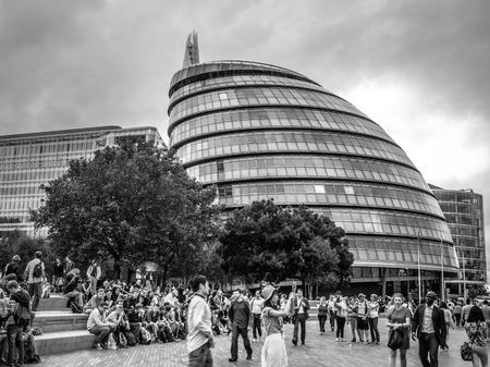 shuttleworth: City Hall in London, UK. Editorial