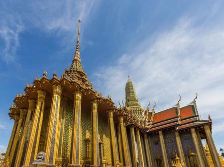 pantheon: The Royal Pantheon in the Grand Palace, Bangkok, Thailand