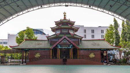 Muhammad Cheng Hoo Mosque in Surabaya, Indonesia