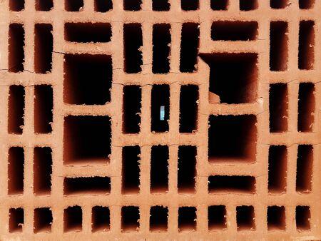 Brick  close-up Banque d'images - 133061776