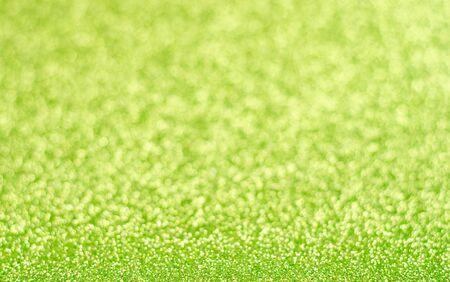 Sparkle green shiny glitter texture background . Celebration decoration backdrop . Stock fotó