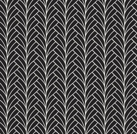 Classic Art Deco Seamless Pattern.