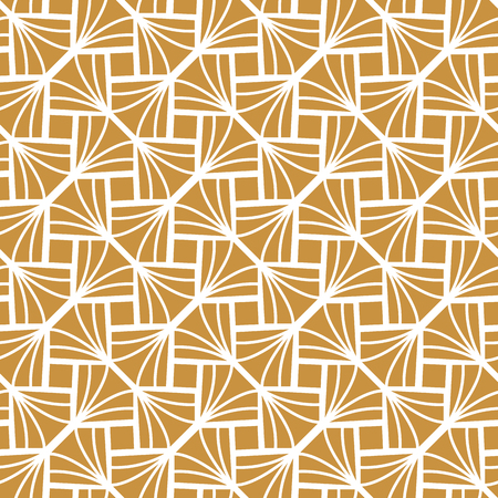 Classic Diamond Art Deco Seamless Pattern. Geometric Stylish Texture. Abstract Retro Vector Texture. Banco de Imagens - 101707456