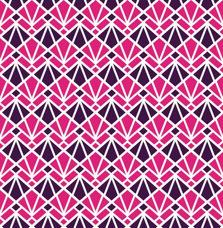 Vector Diamond Modern Seamless Pattern. Monochrome Retro Texture. Hipster Geometric Background.