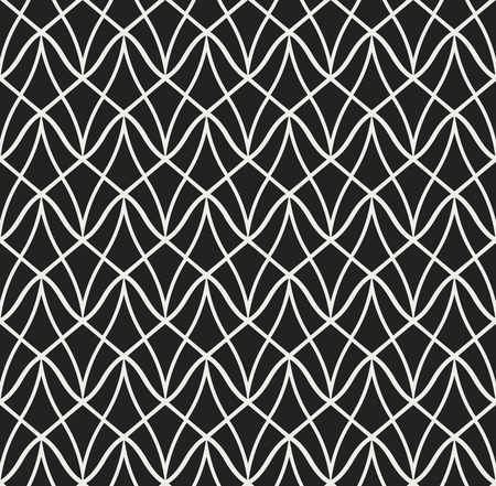 Classic seamless pattern. Geometric stylish ornament. Vector antique texture. Illustration