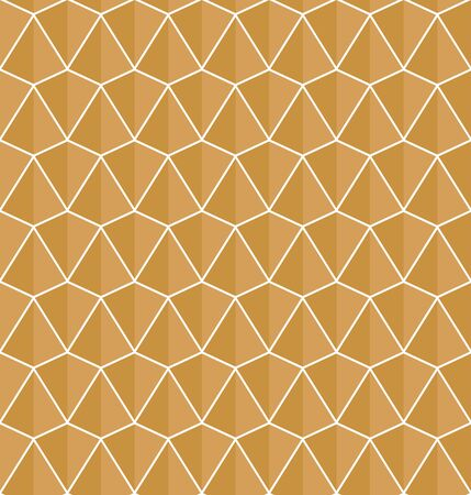 Abstract Geometric Pattern. Vector Seamless Background.
