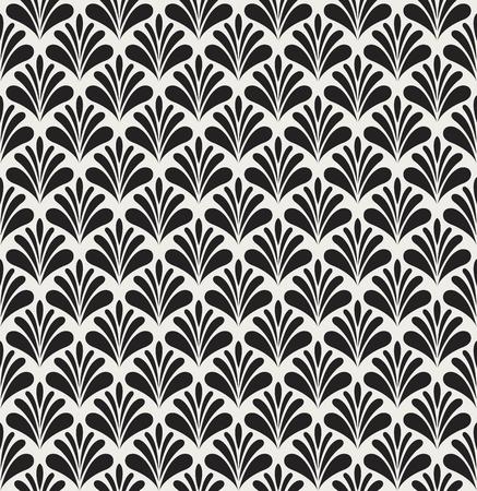 Patrón abstracto sin fisuras. Vector fondo geométrico. Ilustración Art Deco.