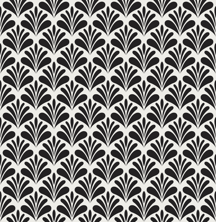 Seamless Abstract Pattern. Vector Geometric background. Art Deco Illustration.