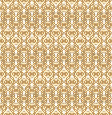 Art Deco Seamless Pattern Background. Geometric decorative texture.