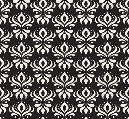 Seamless Art Deco Pattern. Stylish antique background. Banco de Imagens - 151222210
