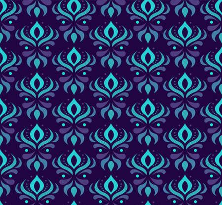 Seamless Art Deco Pattern. Stylish antique background. Banco de Imagens - 151222211