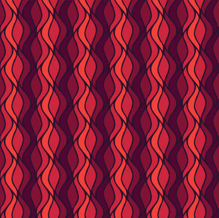 Abstract Geometric Pattern. Vector Seamless Background. Banco de Imagens - 151222236