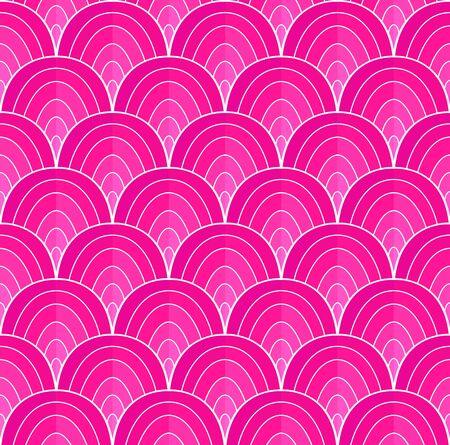 Classic seamless pattern. Geometric stylish ornament. Vector antique texture.  イラスト・ベクター素材