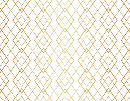 Abstract Geometric Pattern. Vector Seamless Background. Banco de Imagens - 151222432
