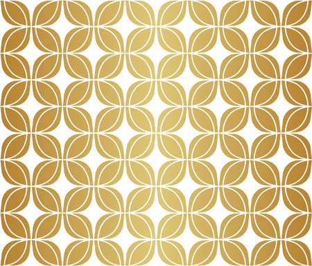 Geometric seamless pattern. Abstract vector fabric texture.