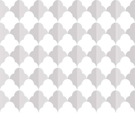 Classic seamless pattern. Geometric stylish ornament. Vector antique texture. Banco de Imagens - 151222407