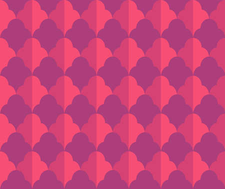 Classic seamless pattern. Geometric stylish ornament. Vector antique texture. Ilustração