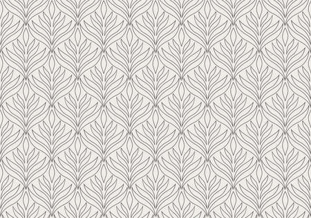 Abstract Seamless Art Deco Pattern. Stylish antique background. Banco de Imagens - 151222492