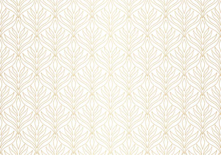 Abstract Seamless Art Deco Pattern. Stylish antique background. Banco de Imagens - 151222493