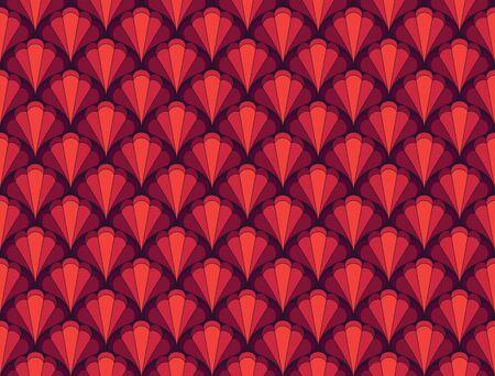 Classic seamless pattern. Geometric stylish ornament. Vector antique texture. Illustration