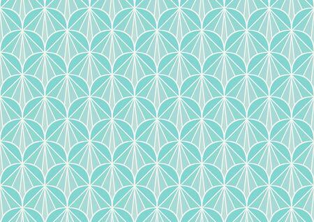 Classic Art Deco Seamless Pattern. Geometric Stylish Texture. Abstract Retro Vector Texture. Banco de Imagens - 150545944