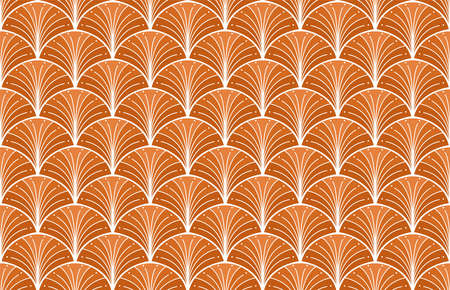 Abstract Seamless Art Deco Pattern. Stylish antique background. Banco de Imagens - 151222590