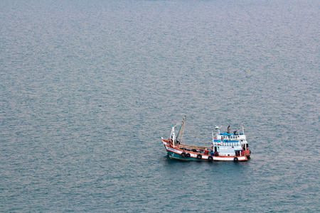 folkways: fishing boat