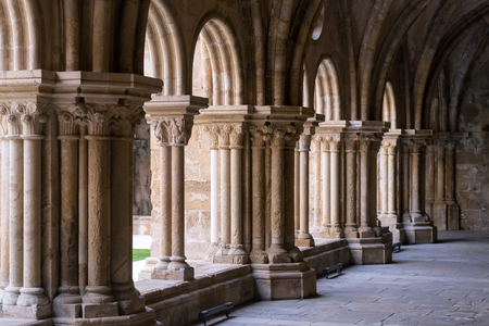 romanesque: The Old Cathedral of Coimbra is a Romanesque Roman Catholic building in Portugal.