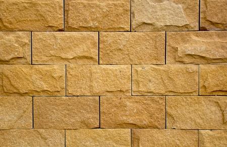 surface of orange brick wall