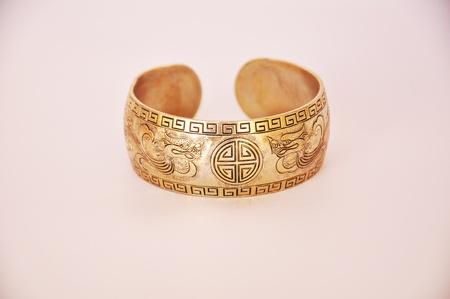 silver old vintage bracelet
