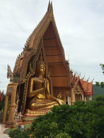 Wat thumsua at kanchanaburi