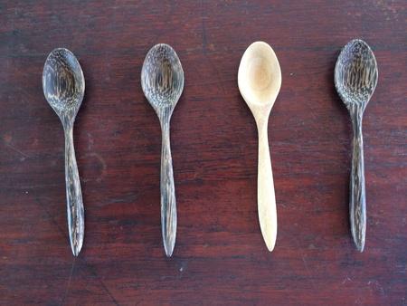 Spoons Stock Photo