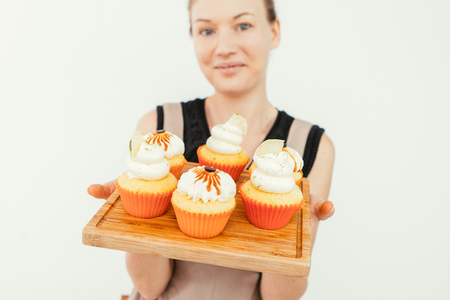Good treats for kids party Stock Photo