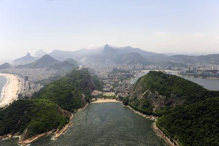 praia: Praia Vermelha, Copacabana, Enseada de Botafogo, Rio de Janeiro