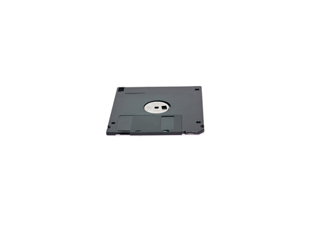 diskette: diskette isolate on white background. Stock Photo