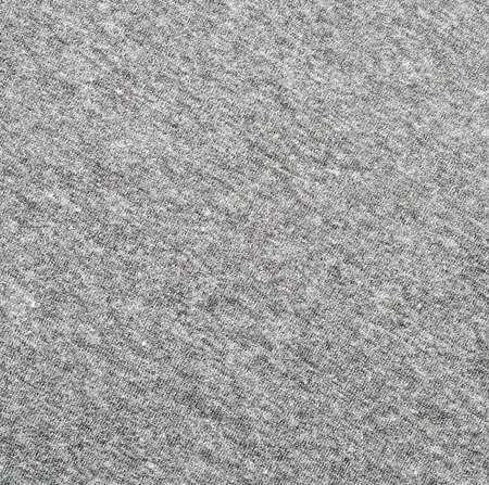 Polyester Fabric Texture Gray Dye Cotton Polyester Fabric Texture Detailed Closeup .
