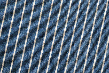 jeans fabric: Navy blue striped denim texture backgound, jeans fabric