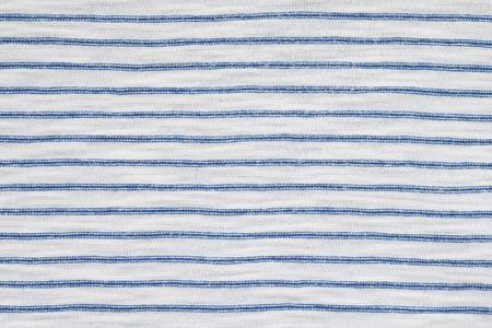 cotton fabric: Blue stripe cotton fabric texture background, fashion design concept